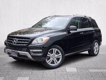 2013_Mercedes-Benz_M-Class_ML 350_ San Antonio TX