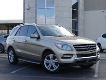 2013_Mercedes-Benz_M-Class_ML 350_ San Antonio TX