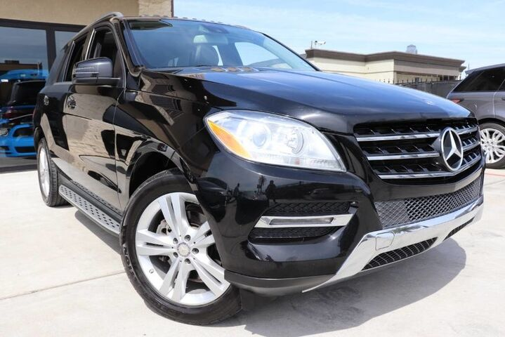 2013 Mercedes-Benz M-Class ML 350 CLEAN CARFAX WARRANTY AVAILABLE Houston TX