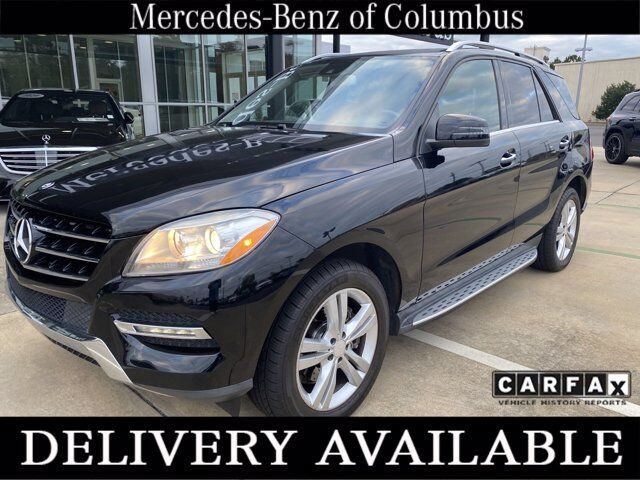 2013 Mercedes-Benz M-Class ML 350 Columbus GA