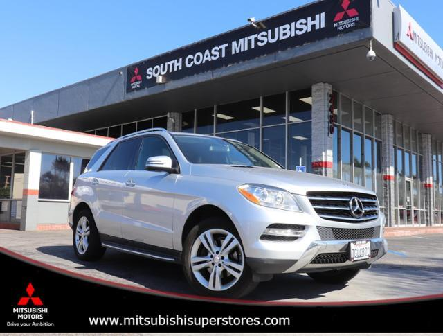 2013 Mercedes-Benz M-Class ML 350 Costa Mesa CA