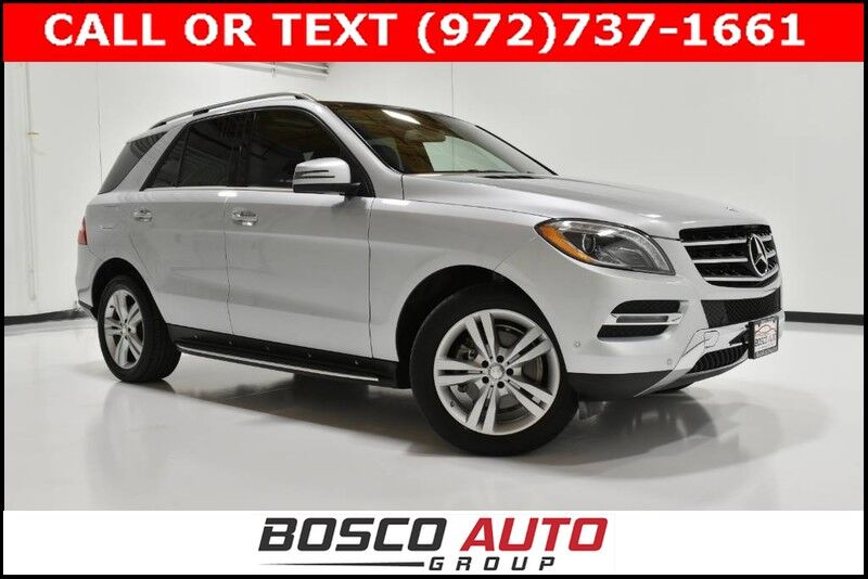 2013 Mercedes-Benz M-Class ML 350 Flower Mound TX