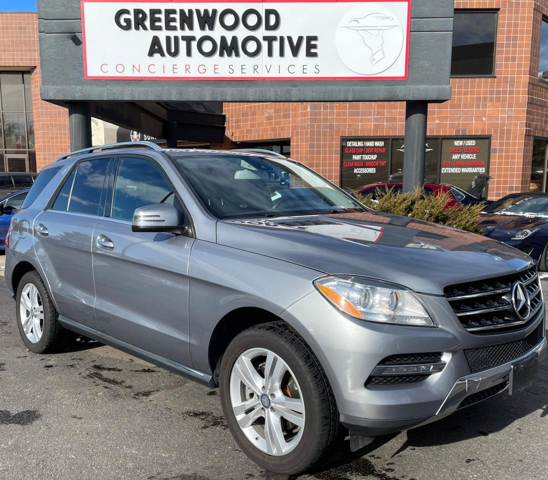 2013 Mercedes-Benz M-Class ML 350 Greenwood Village CO