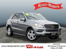 2013_Mercedes-Benz_M-Class_ML 350_ Hickory NC
