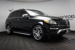 2013_Mercedes-Benz_M-Class_ML 350_ Houston TX