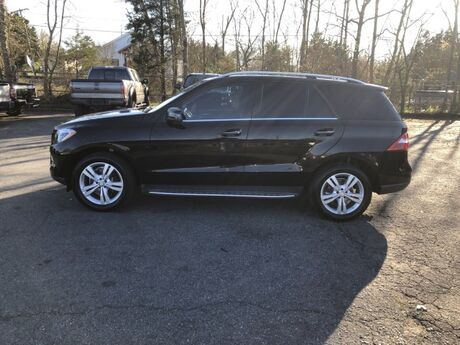 2013 Mercedes-Benz M-Class ML 350 Kernersville NC