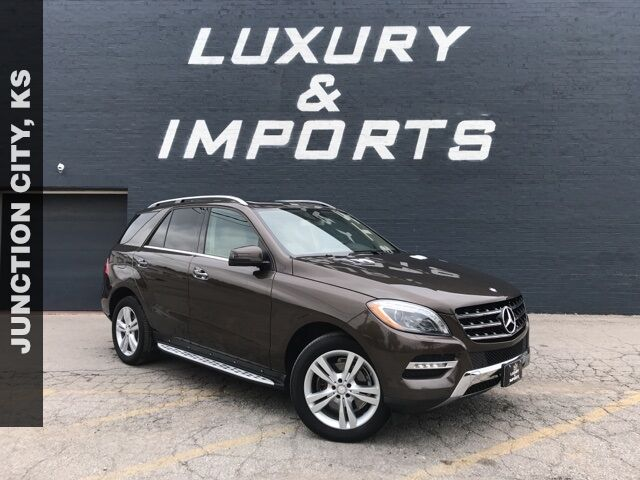 2013 Mercedes-Benz M-Class ML 350 Leavenworth KS