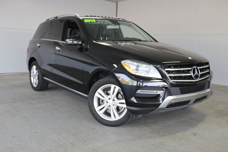 2013 Mercedes-Benz M-Class ML 350 Merriam KS