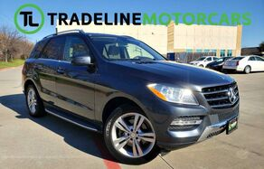 2013_Mercedes-Benz_M-Class_ML 350 NAVIGATION, BLUETOOTH, LEATHER, AND MUCH MORE!!!_ CARROLLTON TX