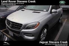 2013_Mercedes-Benz_M-Class_ML 350_ San Jose CA