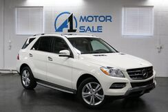 2013_Mercedes-Benz_M-Class_ML 350_ Schaumburg IL