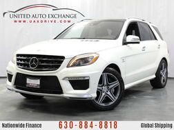 2013_Mercedes-Benz_M-Class_ML 63 AMG AWD_ Addison IL