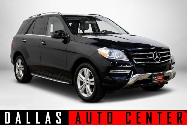 2013 Mercedes-Benz M-Class ML350 4MATIC Carrollton TX