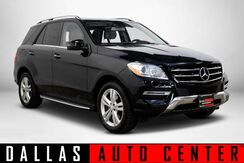 2013_Mercedes-Benz_M-Class_ML350 4MATIC_ Carrollton TX