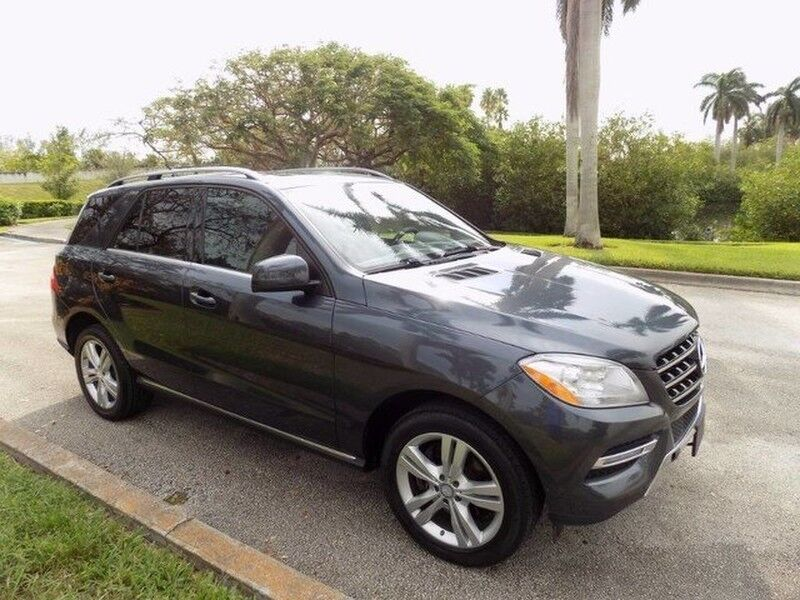 2013 Mercedes-Benz M-Class ML350 Dania Beach FL