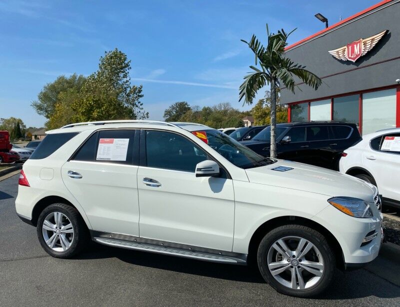 2013 Mercedes-Benz ML 350 4MATIC Evansville IN