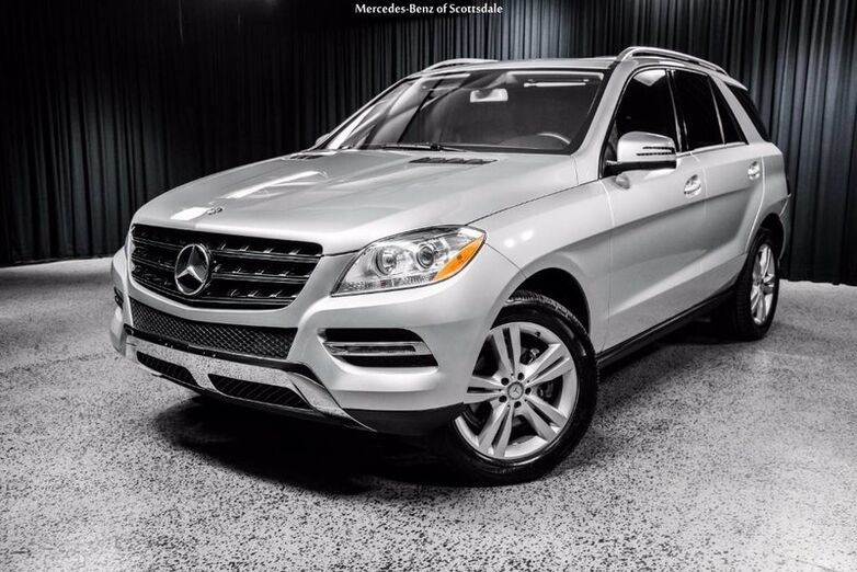2013 Mercedes-Benz ML 350 SUV Scottsdale AZ