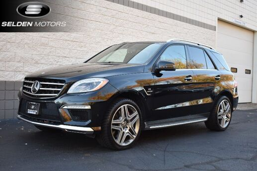 2013 Mercedes-Benz ML 63 AMG ML 63 AMG Willow Grove PA