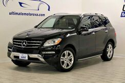 2013_Mercedes-Benz_ML350_4Matic_ Midlothian VA