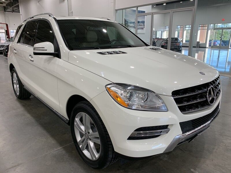 2013 Mercedes-Benz ML350 ML 350 BlueTEC Charlotte NC