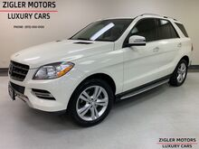 2013_Mercedes-Benz_ML350_Sport Appearance Pkg NAVIGATION BACKUP CAMERA HEATED SEATS_ Addison TX