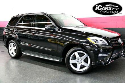 2013_Mercedes-Benz_ML550_4-Matic AMG Sport 4dr Suv_ Chicago IL