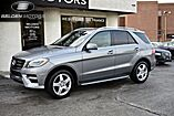 2013 Mercedes-Benz ML550 4Matic Conshohocken PA