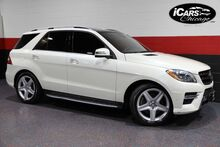 2013 Mercedes-Benz ML550 AMG Sport 4-Matic 4dr Suv