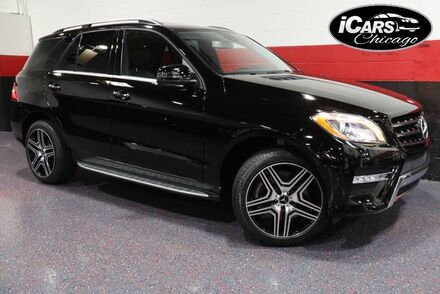 2013_Mercedes-Benz_ML550_AMG Sport 4-Matic 4dr Suv_ Chicago IL