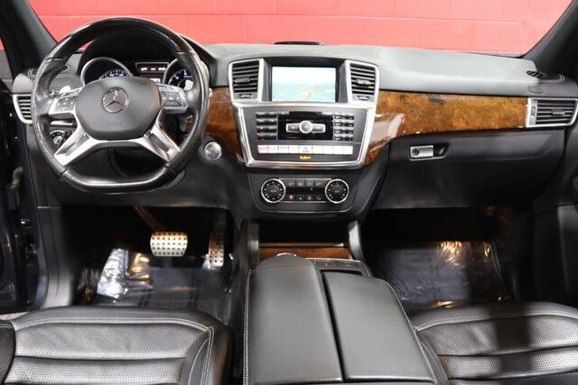 2013 Mercedes-Benz ML63 AMG 4dr Suv Chicago IL