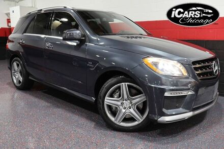 2013_Mercedes-Benz_ML63 AMG_4dr Suv_ Chicago IL