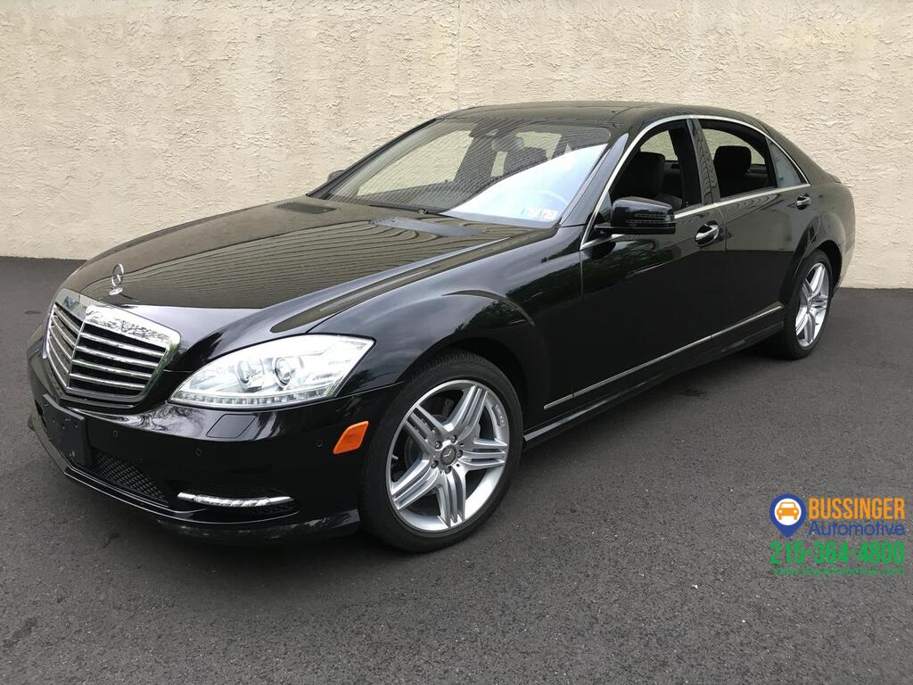 2013 Mercedes-Benz S 550 - 4Matic Feasterville PA