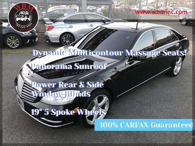 2013 Mercedes-Benz S 550 4MATIC Sedan Arlington VA