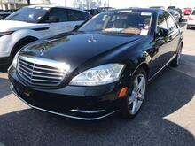 2013_Mercedes-Benz_S-Class_4dr Sdn S 550 RWD_ Cary NC
