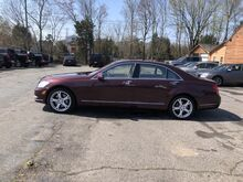 2013_Mercedes-Benz_S-Class_S 350 BlueTEC_ Kernersville NC