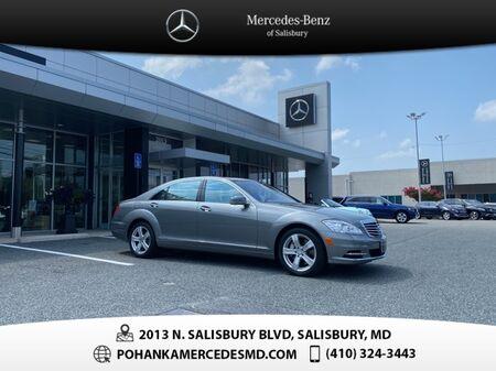 2013_Mercedes-Benz_S-Class_S 550 ** LOW MILES **_ Salisbury MD