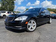 2013_Mercedes-Benz_S-Class_S 550 4MATIC_ Raleigh NC