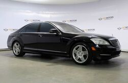2013_Mercedes-Benz_S-Class_S 550 AMG,Pano Roof,Blind Spot,Nav,Camera,Keyless_ Houston TX