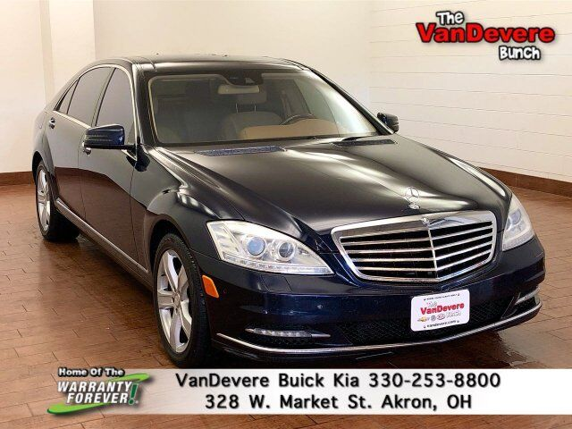 2013 Mercedes-Benz S-Class S 550 Akron OH