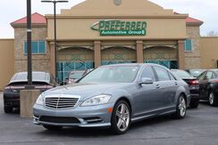 2013_Mercedes-Benz_S-Class_S 550_ Fort Wayne Auburn and Kendallville IN