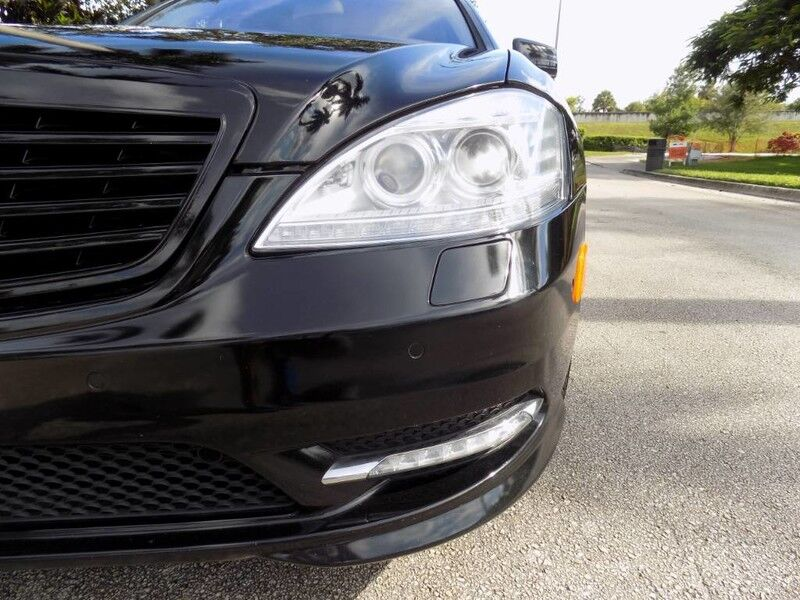 2013 Mercedes-Benz S-Class S 550 Hollywood FL