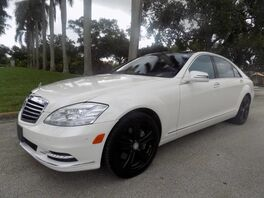 2013_Mercedes-Benz_S-Class_S 550_ Hollywood FL