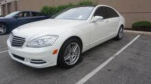 2013_Mercedes-Benz_S-Class_S 550_ Indianapolis IN