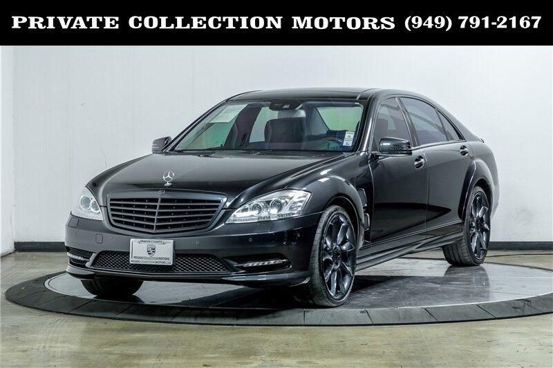 2013 Mercedes-Benz S-Class S 550 Lorinser $102,185 MSRP Costa Mesa CA