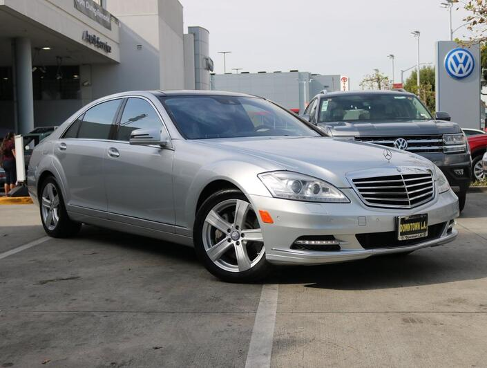 2013 Mercedes-Benz S-Class S 550 Los Angeles CA