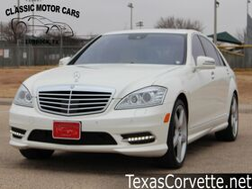 2013_Mercedes-Benz_S-Class_S 550_ Lubbock TX