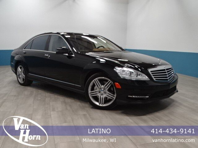 2013 Mercedes-Benz S-Class S 550 Plymouth WI