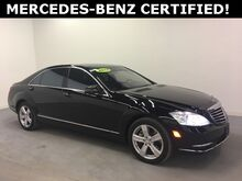 2013_Mercedes-Benz_S-Class_S 550_ Washington PA
