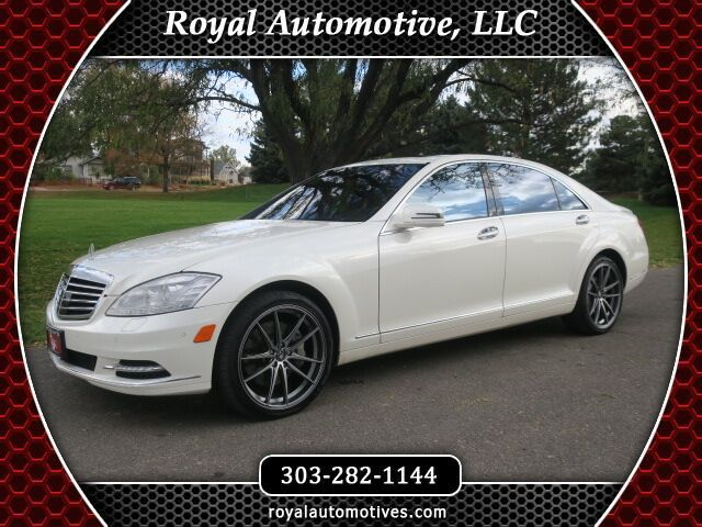 2013 Mercedes-Benz S-Class S550 4MATIC Englewood CO