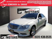 2013_Mercedes-Benz_S-Class_S550 4MATIC Sedan_ Medford NY